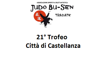 "21° Trofeo Città di Castellanza ""Meeting Shiro"""